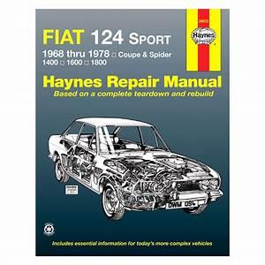Haynes Manuals U00ae 34010
