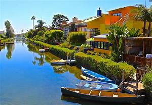 The Venice Canals - Mustache Melrose