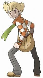 Barry (game) - Bulbapedia, the community-driven Pokémon ...