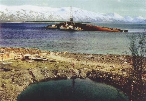 Sinking Of Hood by Tromso Sorbotn And The End Of Tirpitz Naval History Forums