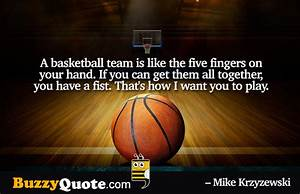 Basketball Team Quotes. QuotesGram