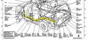 2000 Ford Expedition Brake Line Diagram