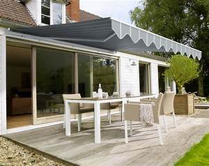 Store électrique Terrasse : stores bannes de terrasses isol conseil pr s de lyon ~ Premium-room.com Idées de Décoration