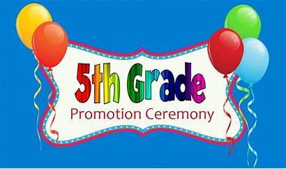5th Grade Promotion Fifth Banner 12th Ceremony