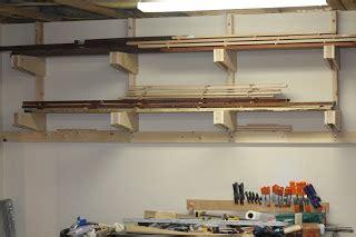 chets projects  wood whisperer lumber rack