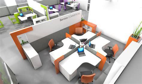 bureaux open space agencement bureaux open space idée bureaux entreprise