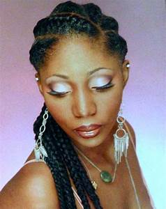 Corn Rows Designs for Women | Amani Braiding: French ...
