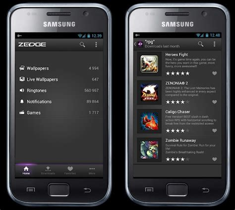 zedge app for android free zedge android apk iapps for pc downloads apps