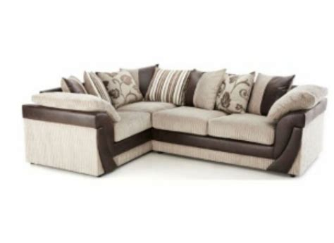 New Sofas For Sale by Brand New Unopened Scatter Back Corner Sofa For Sale