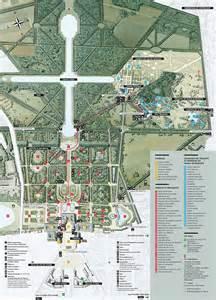 Plan Détaillé Des Jardins De Versailles by The Gardens Of Versailles By Andr 233 Le N 244 Tre Pariscityvision