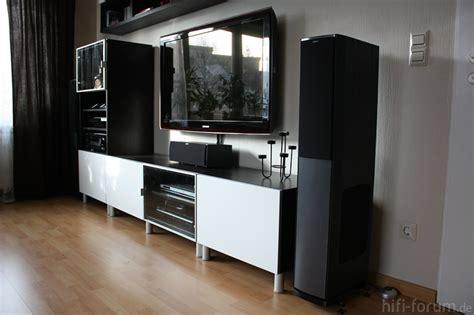 Neues Wohnzimmer  Besta, Heimkino, Ikea, Samsung