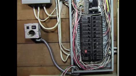 Ricksdiy How Wire Generator Transfer Switch