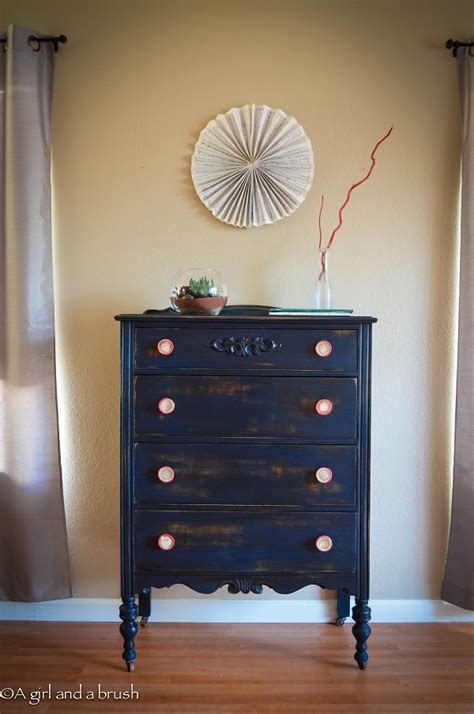 colorful diy dressers  pack  punch