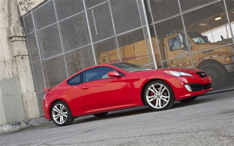 2010 hyundai genesis coupe 3 8 track test of the