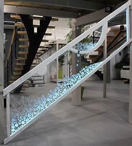 Kit Led Escalier : kits spots ou led escaliers flin ~ Melissatoandfro.com Idées de Décoration