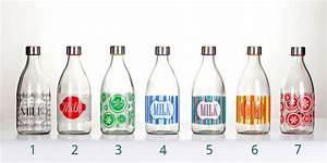 Consol Glass Milk and Juice Bottles - Dalgen Packaging