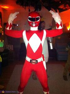 Original power rangers costumes for adults  PATTON ...