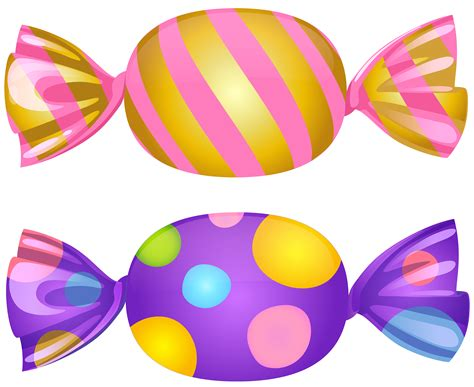 Candy Clipart Transparent Background  Pencil And In Color