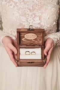 Comford wedding ring holder box for Wedding ring holder box