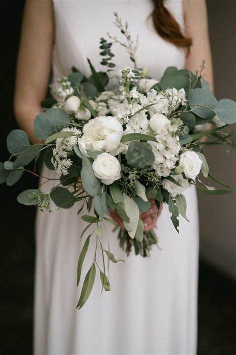 matte green  ivory wedding bouquet sally odonnell