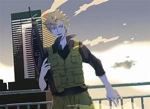 Lutz - Jormungand - Image #1283759 - Zerochan Anime Image ...