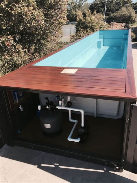 container swimming pool see shipping container swimming pools for sale and price