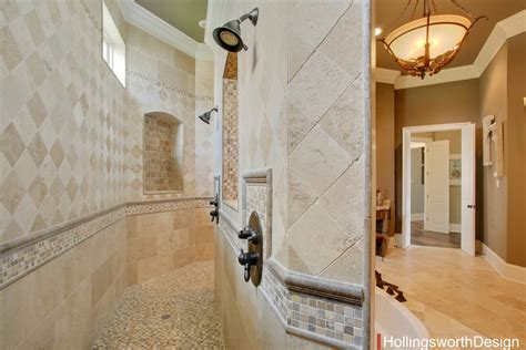 Shower Door Molding by Walk In Showers Without Doors Bathroom Traditional With