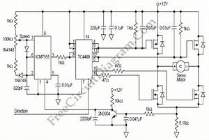 555 ic pwm motor control with current limiter circuit With pwm control circuit