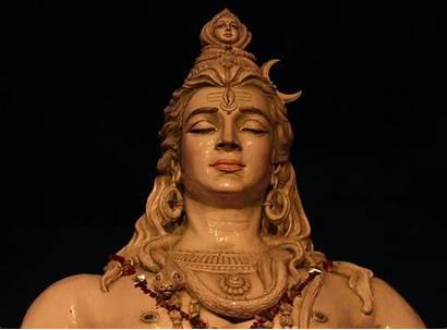 Shiva Wallpapers Lord Desktop Wall Shiv Face