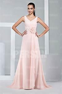Robe longue pour mariage en couleur pastel persunfr for Robe couleur pastel pour mariage