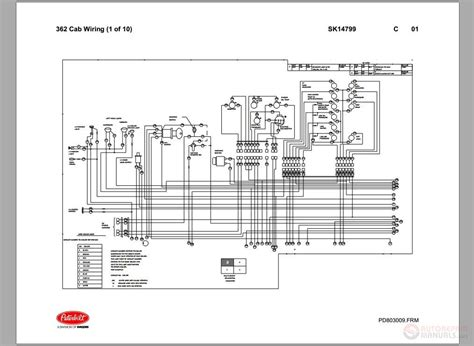 Hatz Diesel Fuel System Diagram by 2004 Peterbilt Wiring Diagram Auto Electrical Wiring Diagram