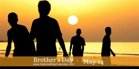 brothers day   national day calendar