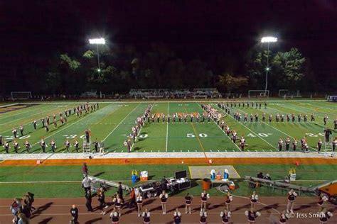 libertyville high school marching band play outback bowl
