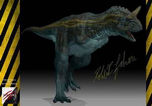 Dinosaur King Carnotaurus Skin By Dragoniccreations On