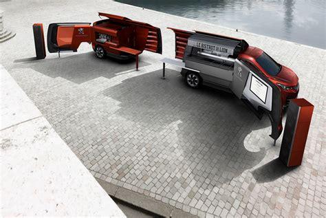 cuisine moldave luxury food truck is service restaurant on wheels
