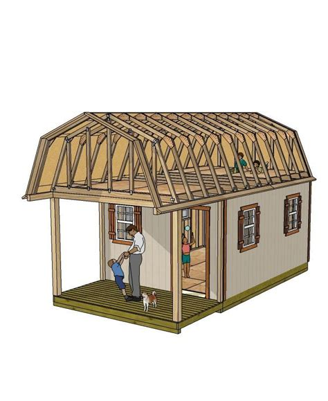 barn style shed plans 12x16 17 best ideas about pallet shed plans on shed