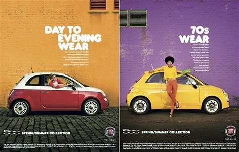 Fiat 500 Ad by 52 Best Images About Fiat Ads On Honda Civic