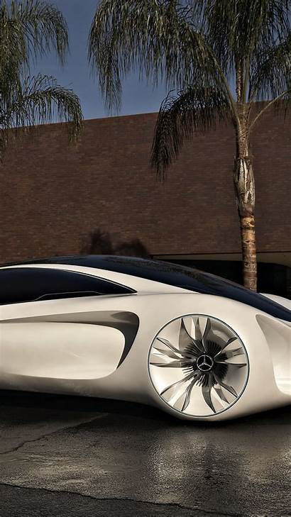Mercedes Biome Benz Future Cars Wallpapers 4k