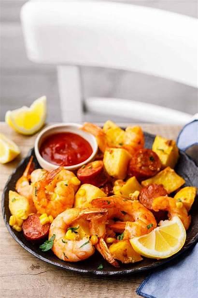 Pan Sheet Shrimp Boil Easy Recipe Dinner