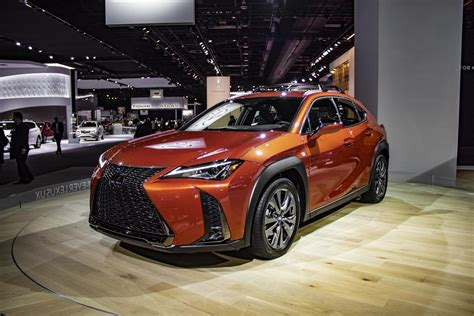 Lexus UX: Latest News, Reviews, Specifications, Prices ...