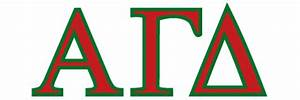hey griffons want to rush learn more here griffon news With alpha gamma delta letters