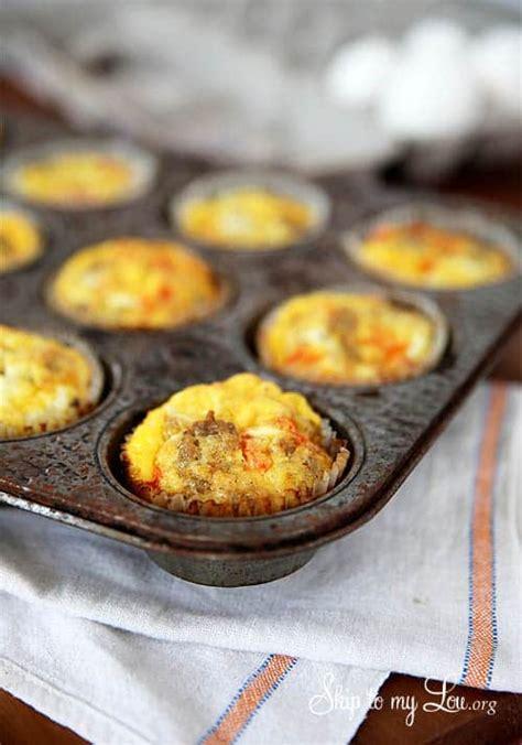 eggs  muffin cups recipe skip   lou
