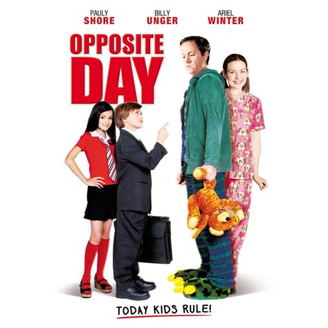 Opposite Day Dvd Review Giveaway Great Family Friendly