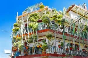 house plans european calella house with cactus costa dorada the