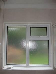 Upvc bathroom frosted glass window georgian bars style for Bathroom window glass styles