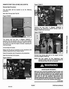 Bobcat S160 Skid Steer Loader Service Repair Workshop