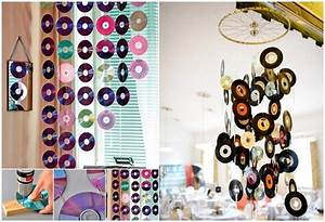 9 DIY Super Exciting Ideas to Recycle Old CDs and DVDs
