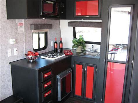 carson trailer rv sport front kitchen xc