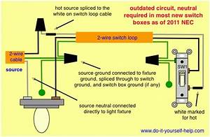Wiring Diagrams For Household Light Switches