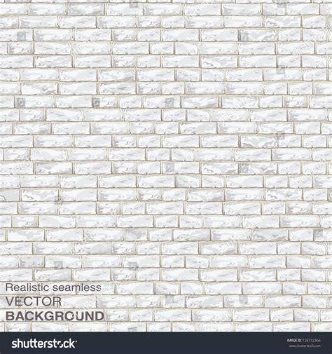 light brick wall seamless vector texture for